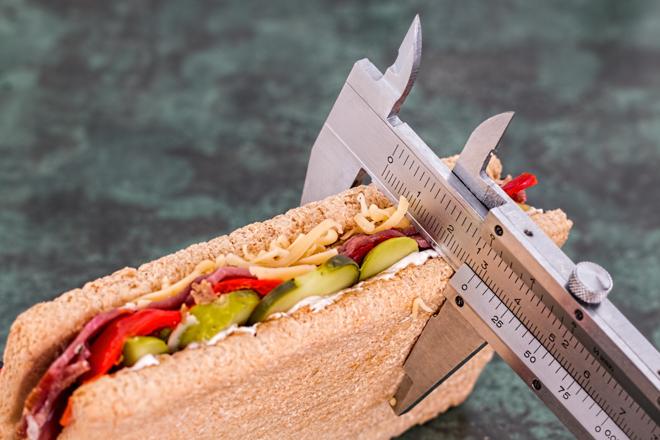 Motnje hranjenja