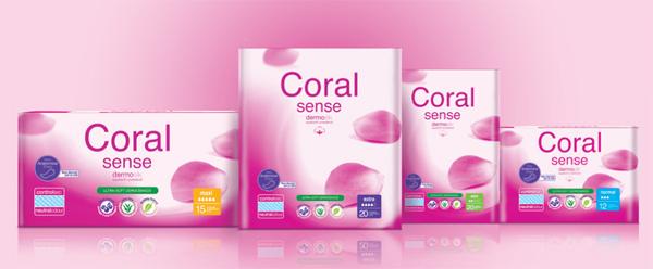 Coral Sense izdelki