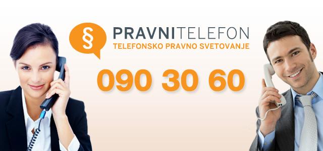 Pravni telefon