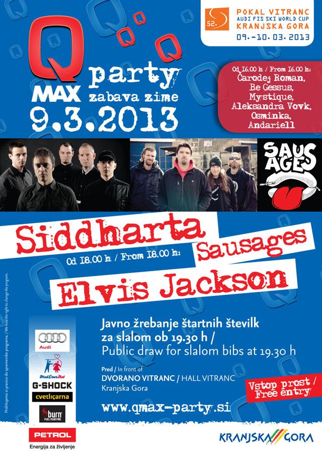 Q Max Party; Vir: Arhiv LTO Kranjska Gora;