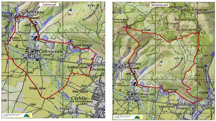 zemljevid-poti