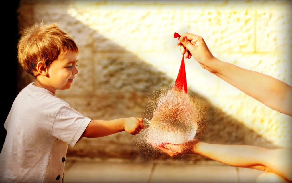 Alergije pri otroku