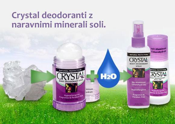 Crystal-deodorant