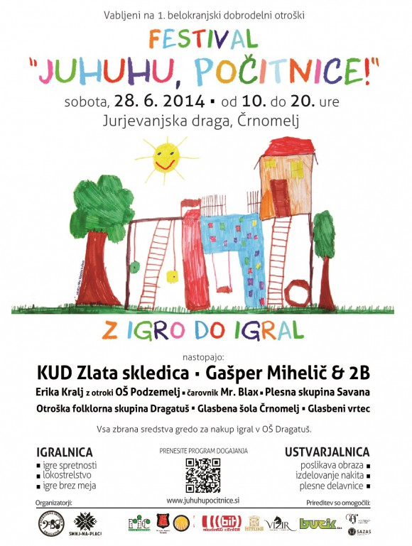 plakat_festival_Juhuhu_pocitnice