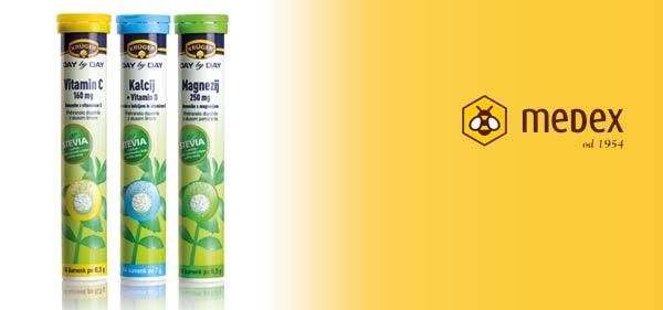 S posluhom za vse, ki želijo ali morajo nadomestiti sladkor ali umetna sladila, je proizvajalec Krüger obogatil paleto izdelkov Day by day z novimi šumenkami s stevio.