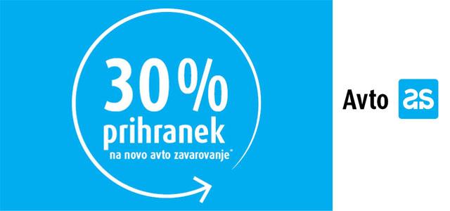 Sklenite polni krog varnosti in prihrankov tudi vi. Pridružite se krogu zadovoljnih! 30 % prihranek na novo avto zavarovanje*
