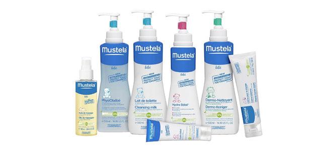 Mustela – ščiti kožo otrok danes za jutri.