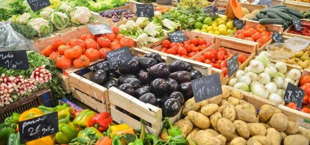 Zelenjava je naravni vir antioksidantov.