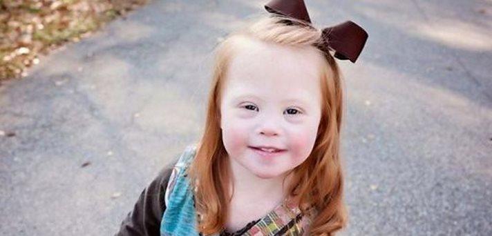 Otroci z Downovim sindromom so pravi sončki