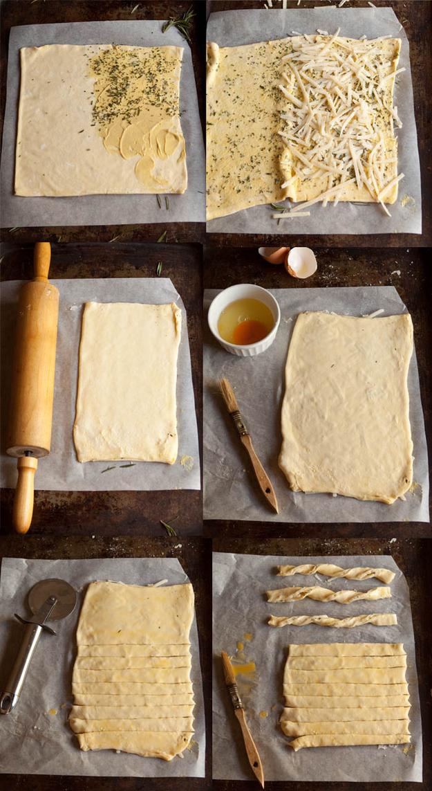 grisini recept