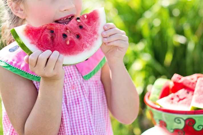 lubenica otrok je