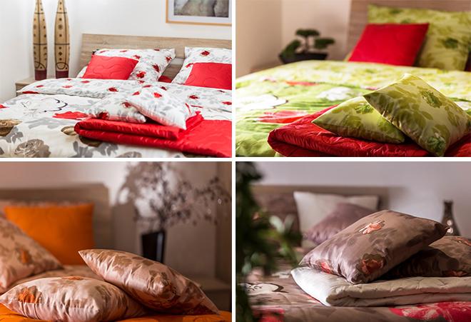 Odeja posteljnina Rosa