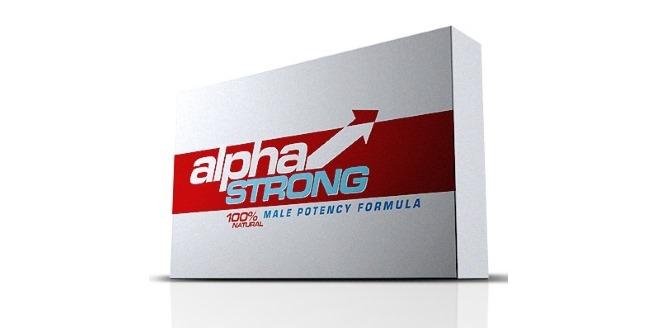 Alpha strong tabletke