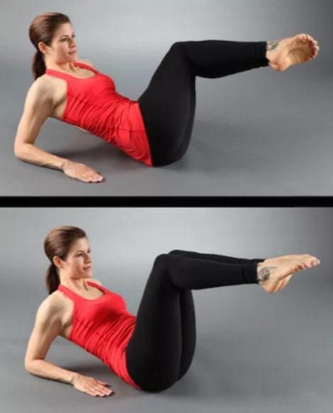 knee twist