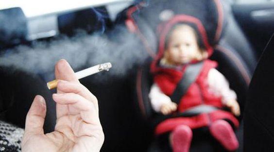 kajenje otrok