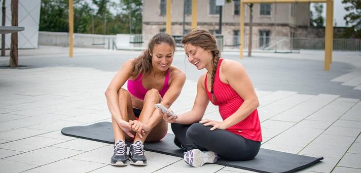 6 nasvetov, kako postati in ostati motiviran za vadbo