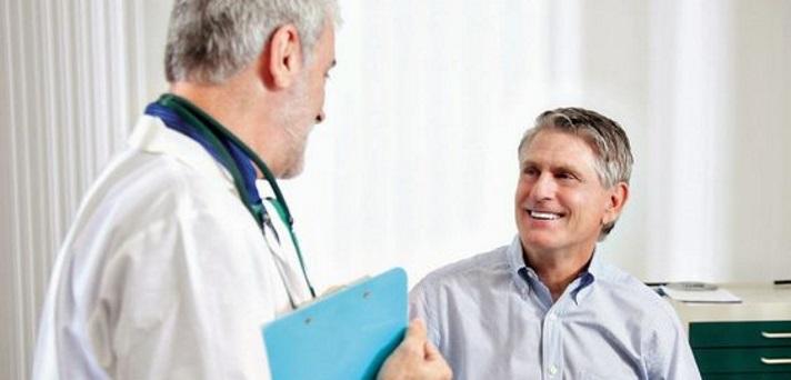muski doktor pregled rak prostata