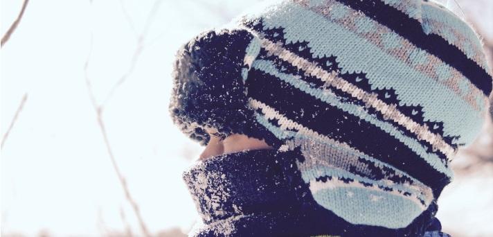Gibanje otrok na prostem v zimskem času