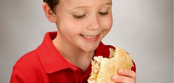 Zdravo prehranjevanje otrok