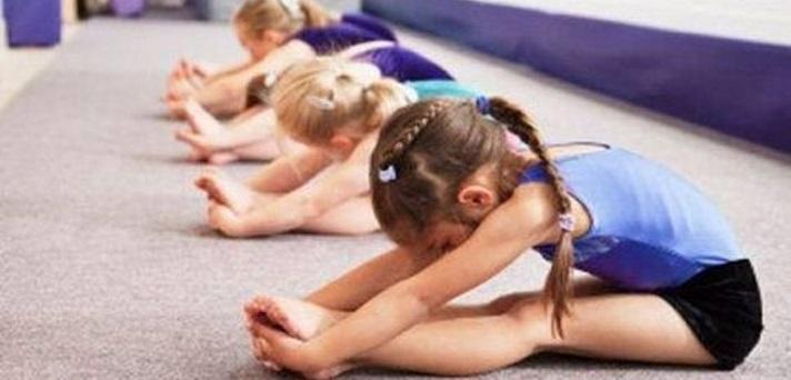 Kdaj je otrok pripravljen za šport?