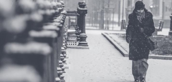 Priporočila prebivalcem za ravnanje v mrzlem vremenu