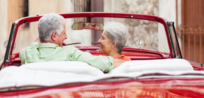 Kako varni so starejši vozniki?