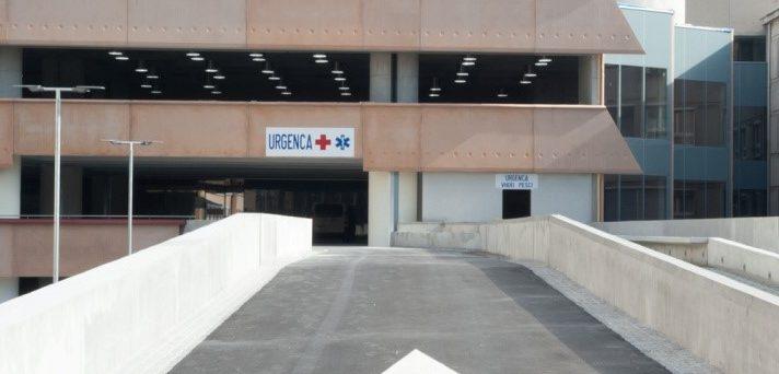 Sprememba dovoza v Urgentni blok UKC Ljubljana