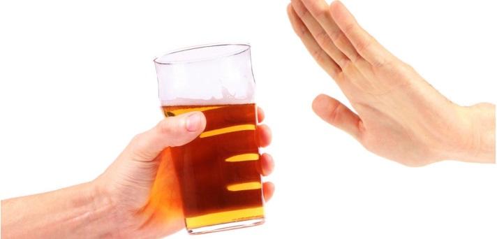 Pridružite se 40 dni brez alkohola