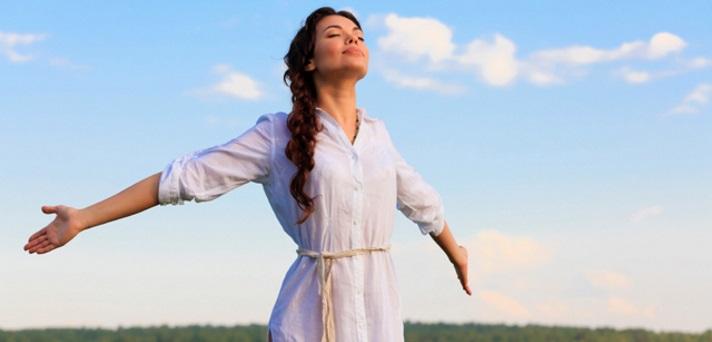 Pravilno dihanje je ključ do vitalne energije