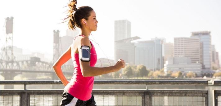 3 koraki, kako postati tekač