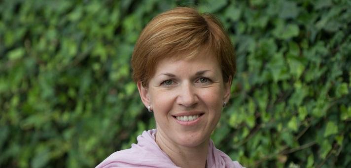 Sabina Gombač, moderatorka na portalu Med.Over.Net #ustavise