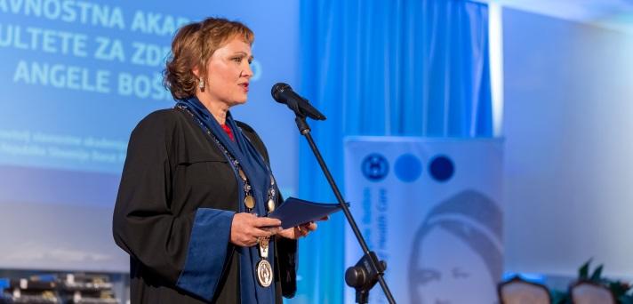 10 let Fakultete za zdravstvo Angele Boškin