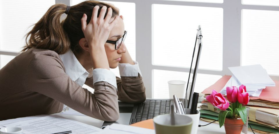Stres ubija na dolgi rok! #ustavise