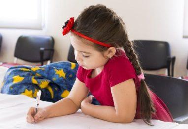 punčka šola učenje
