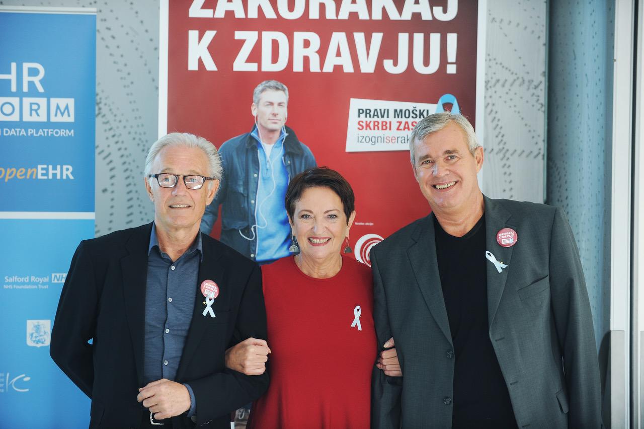 Slovenija sodi po umrljivosti raka pri moških med 10 držav v Evropi