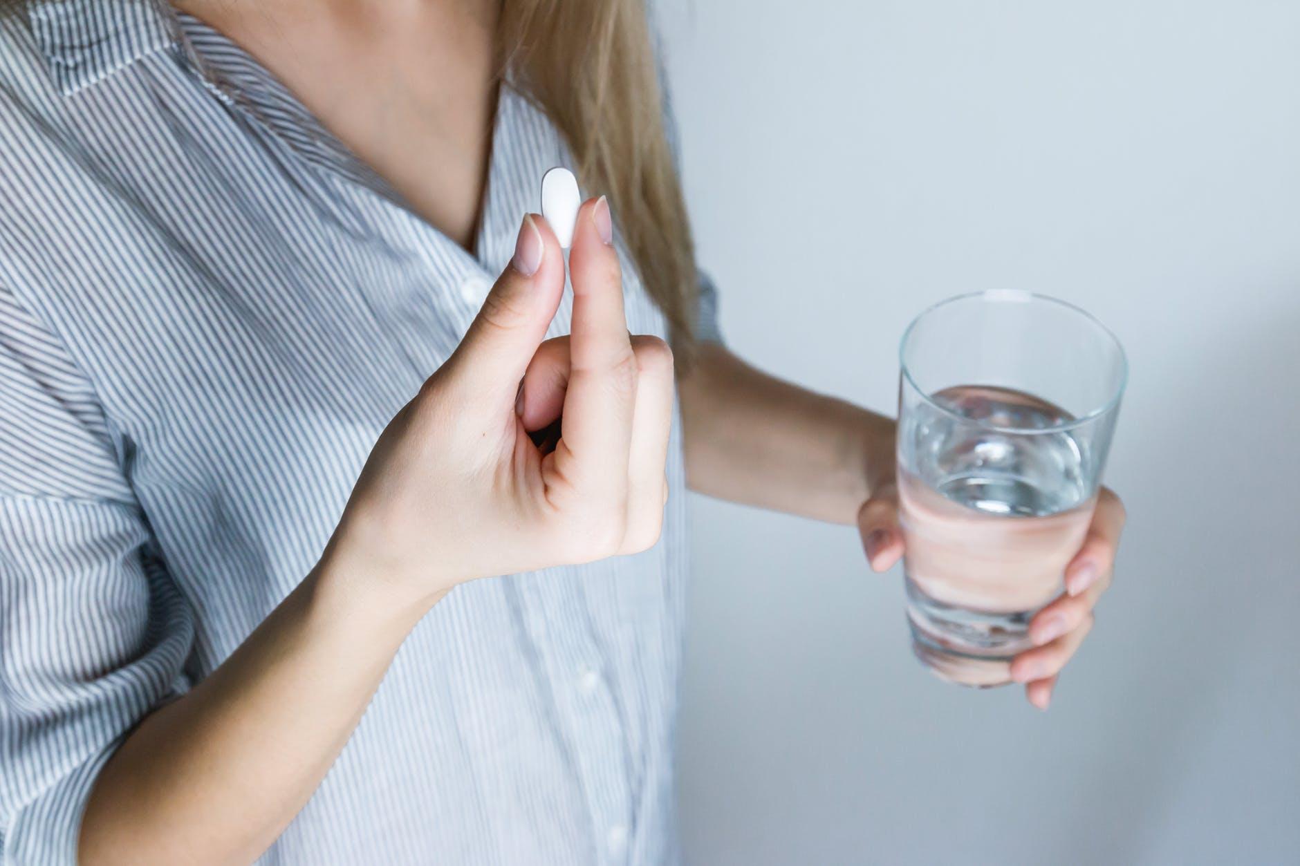 Vpliv ibuprofena na zdravljenje akutne in kronične bolečine