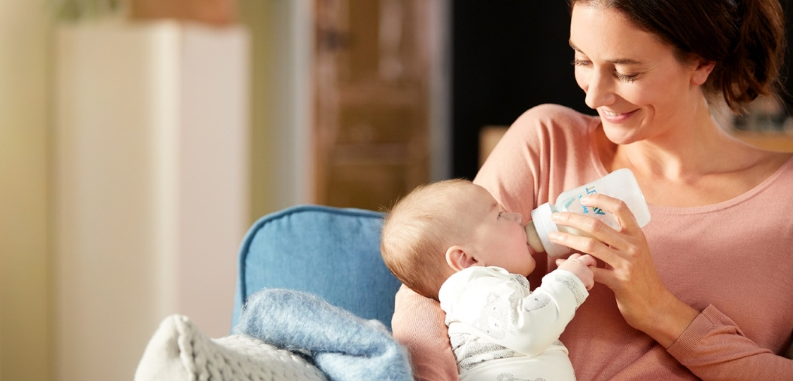 Za prijetno izkušnjo hranjenja vašega dojenčka