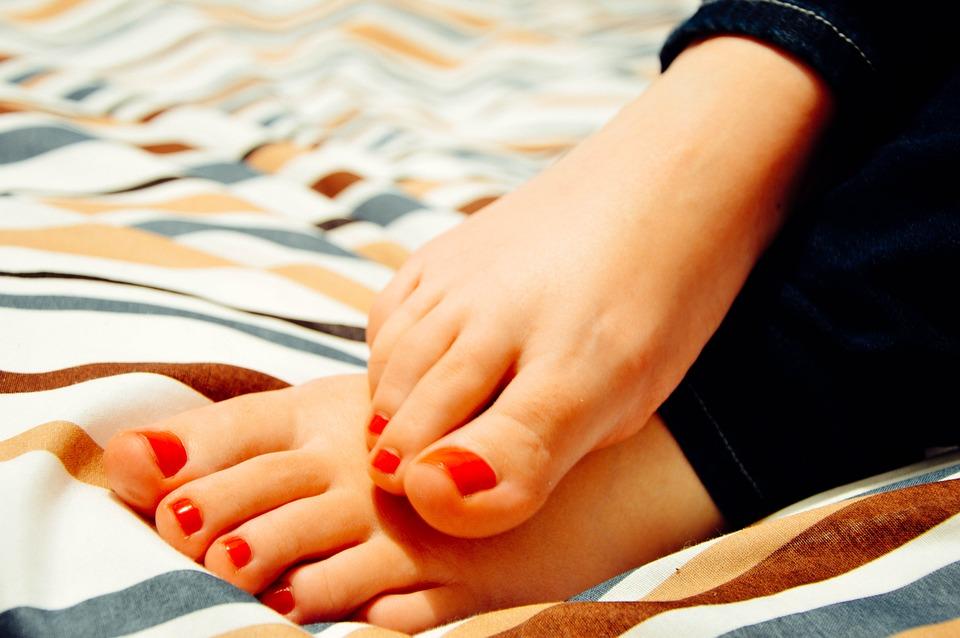 noga stopalo zglob
