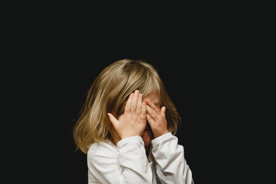 dijete strah
