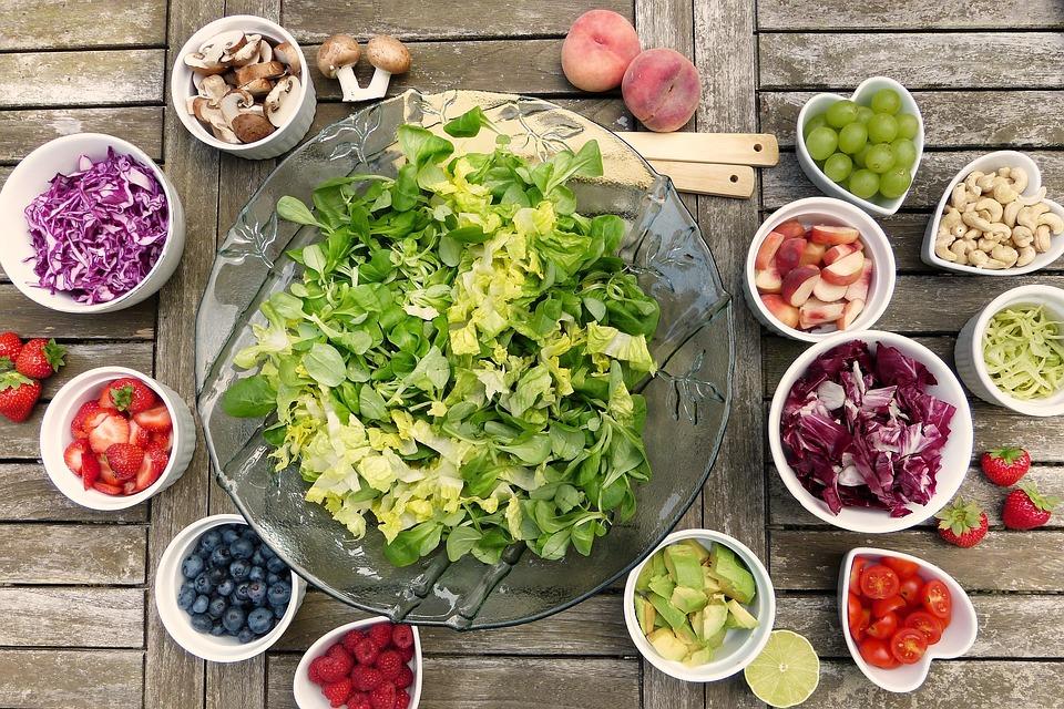 hrana gluten povrce voce dijeta