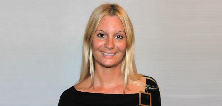 Alja Fabjan, moderatorka na portalu Med.Over.Net