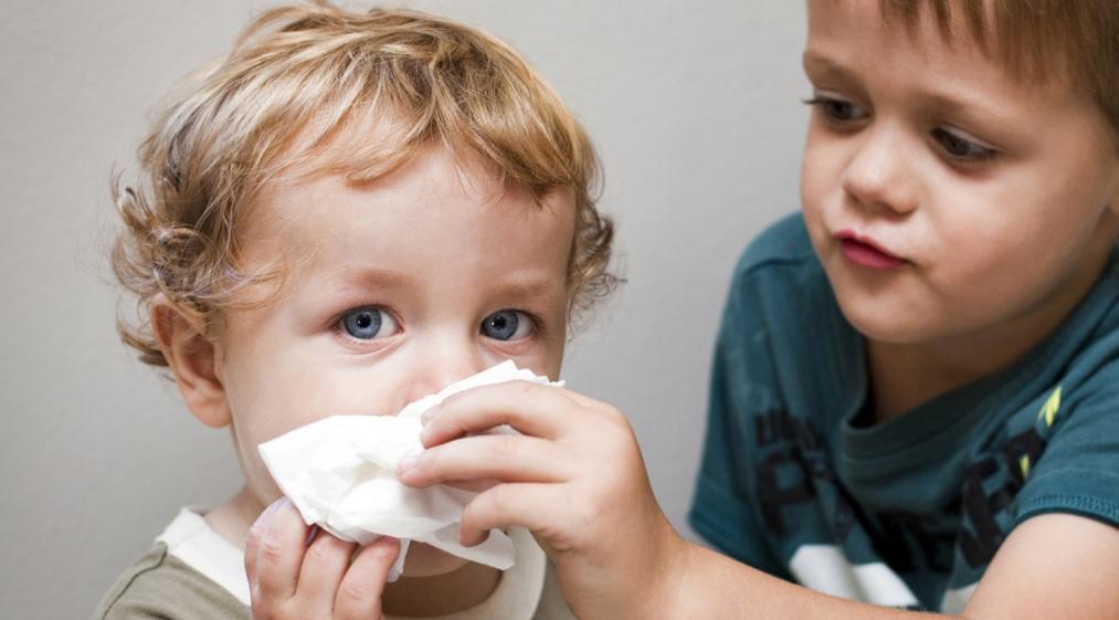 Zdravljenje kašlja ob akutnih virusnih okužbah dihal
