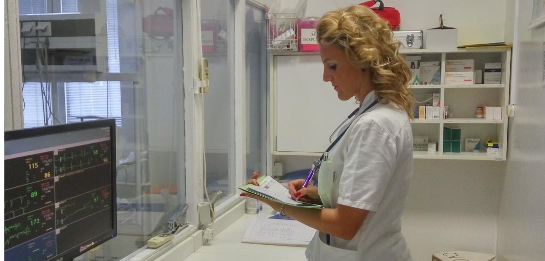 Ana Sruk lijecnik neurologija