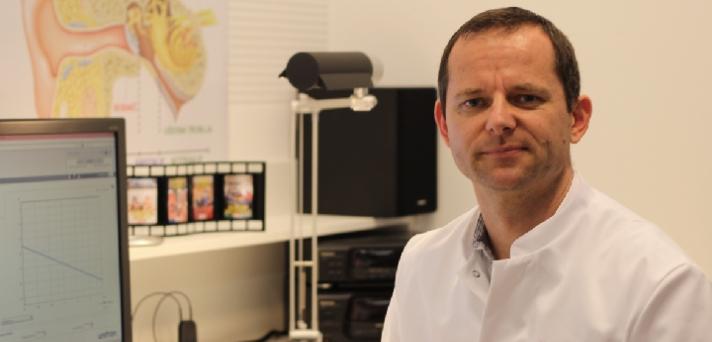Franci Urankar, moderator na portalu Med.Over.Net
