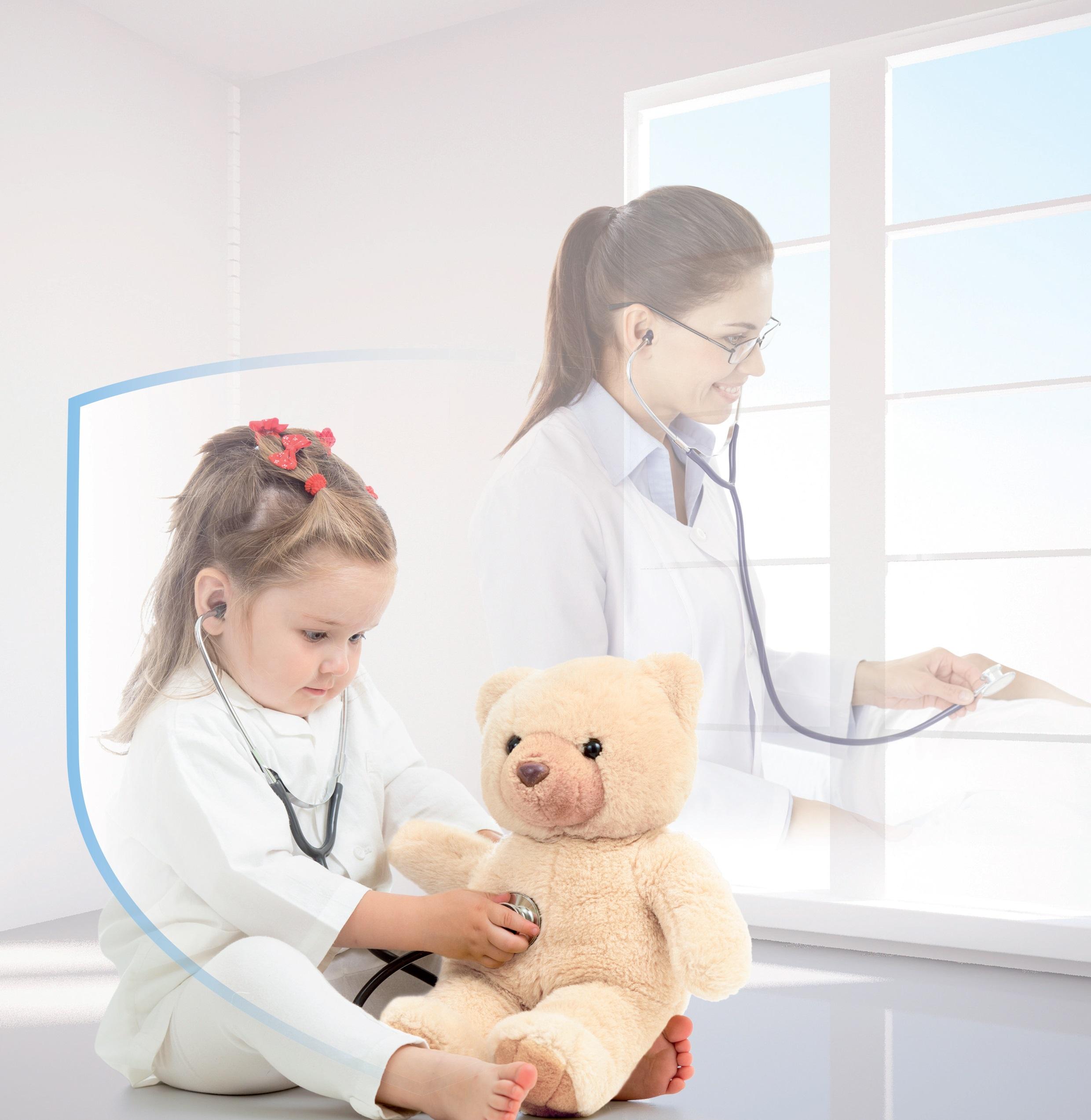 Akcija zbiranja sredstev za pediatrične oddelke