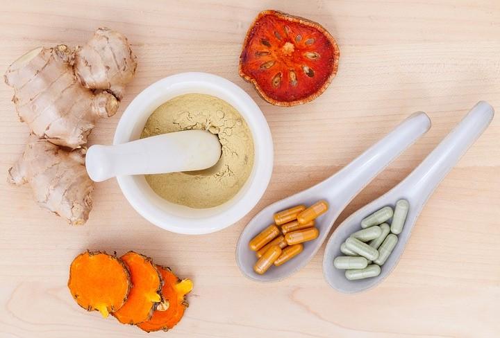 đumbir kurkuma lijek homeopatija