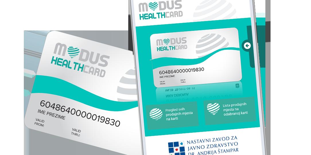 modus health card