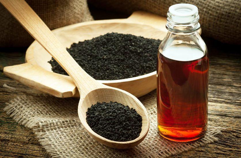 crni kim sjemenke ulje