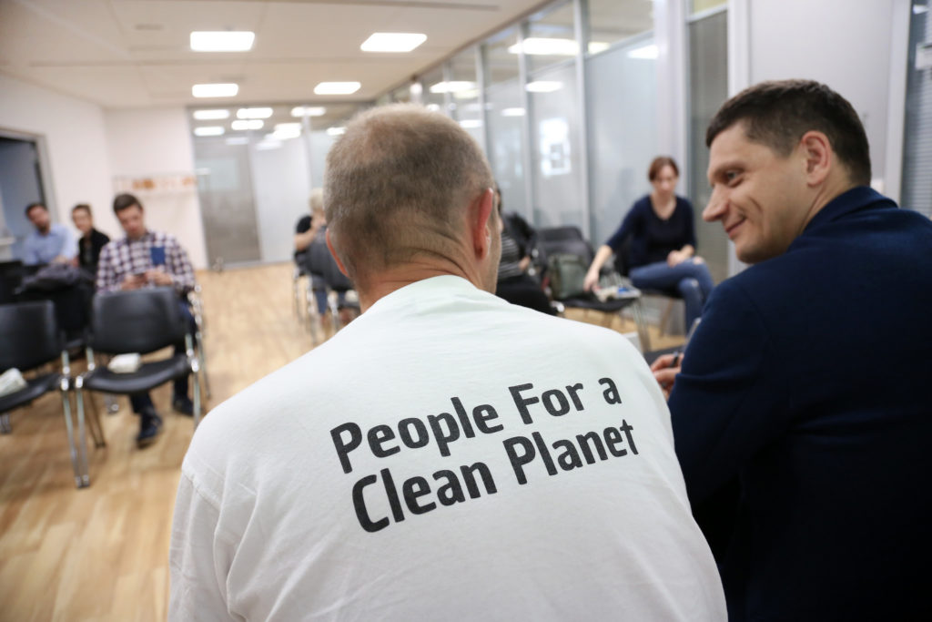 ocistimo slovenijo novinarska konferenca 2018
