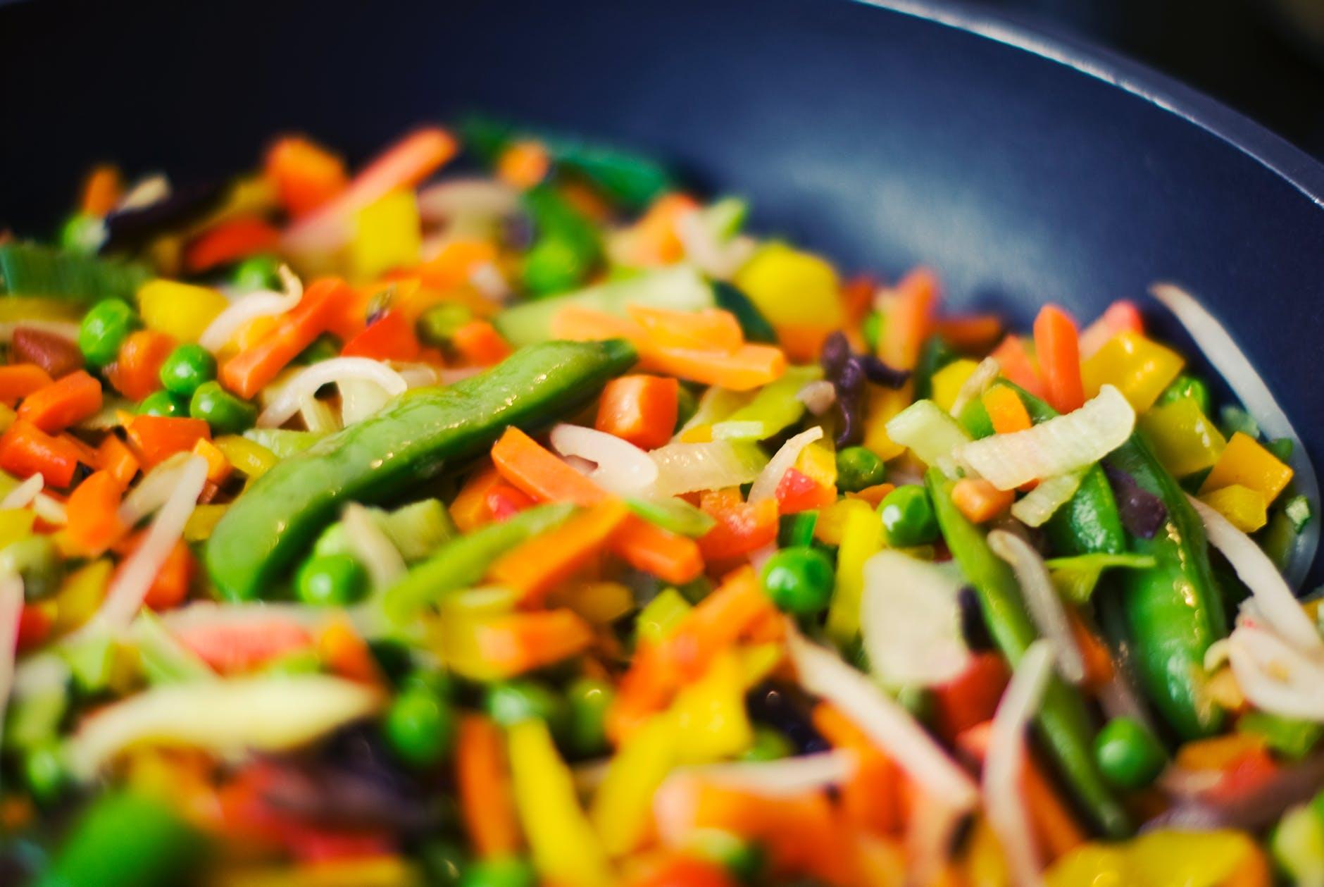 salata povrce